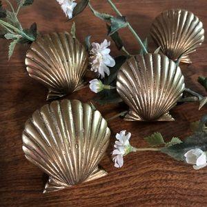Vintage Brass Taste Seller By Sigma Napkin ring
